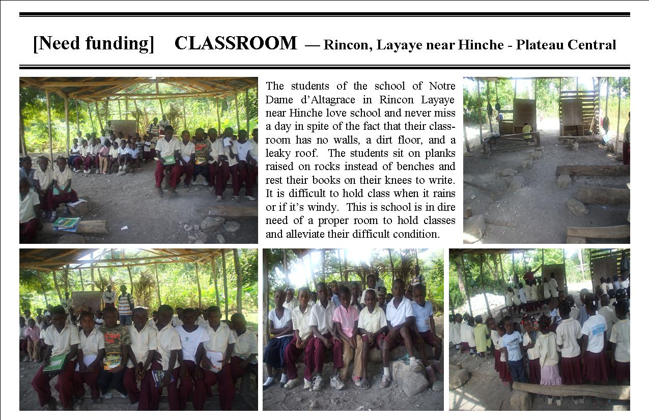 Belimage - ProjectsCurrent - Layaye Classroom