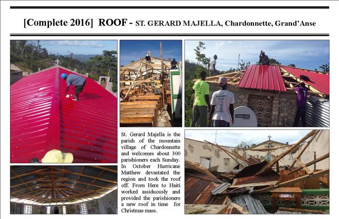 Chardonnette StGerard Roof-Complete