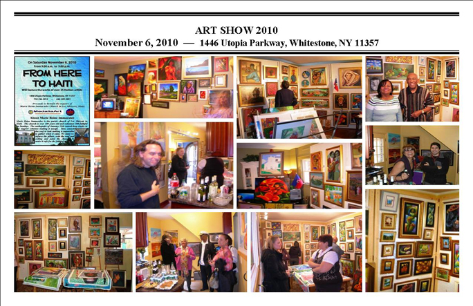 Events - ArtShow2010