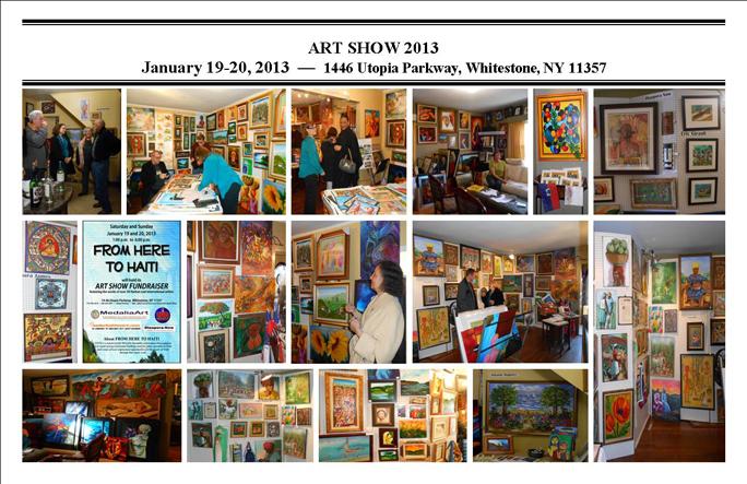 Events - ArtShow2013