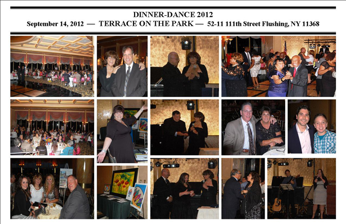 Events - DinnerDance2012