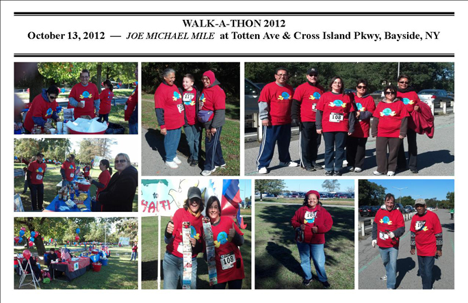 Events - Walkathon2012