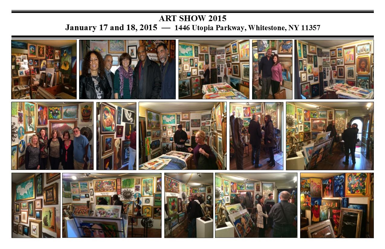 Belimage - Events - ArtShow2015